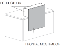 NW 120 estructura