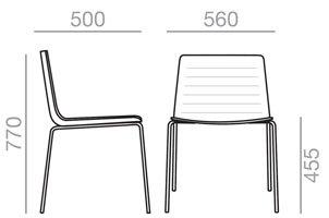 Medidas Silla Flex Chair