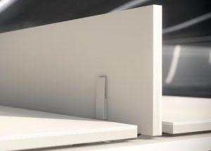 Mesa Doble iPop Pantalla Separadora
