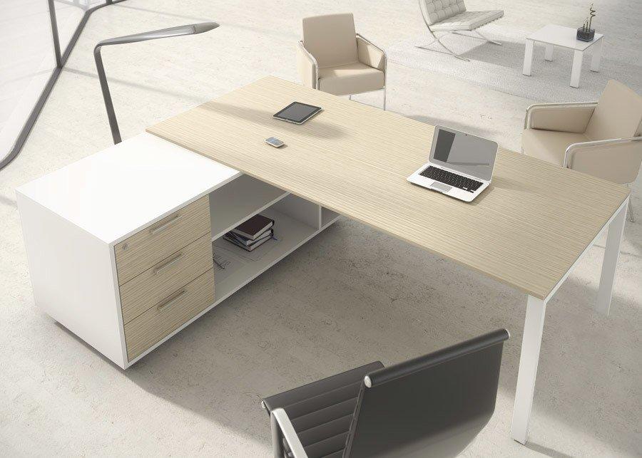 Mesa iPop Mueble Ala | Ofival, Equipamiento de Oficina