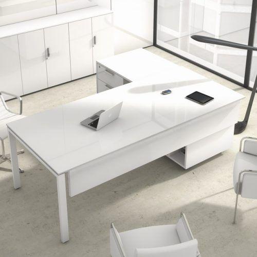 Mesa Luxe Mueble Ala Blanco
