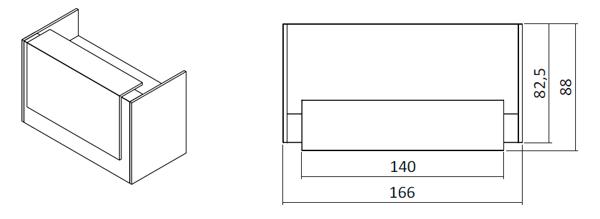 Medidas mostrador Z2 01