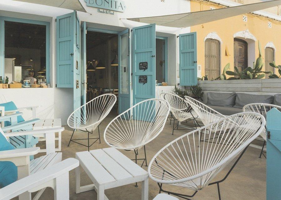 renovar el mobiliario de terrazas y exteriores