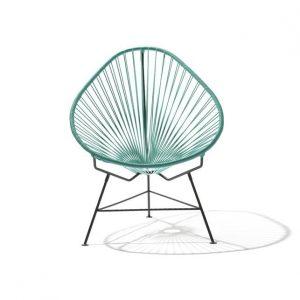 silla acapulco turquesa