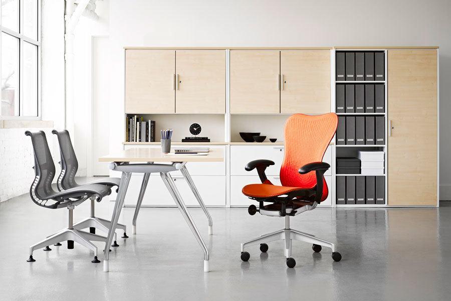 Como elegir una silla de direcci n para la oficina for Direccion de la oficina