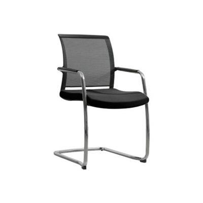 silla Ergo patín negro