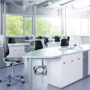 Laboratorio y sala límpia