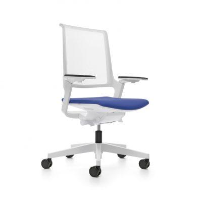 silla movy blanco azul