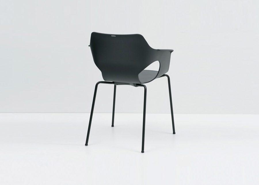 silla olé trasera