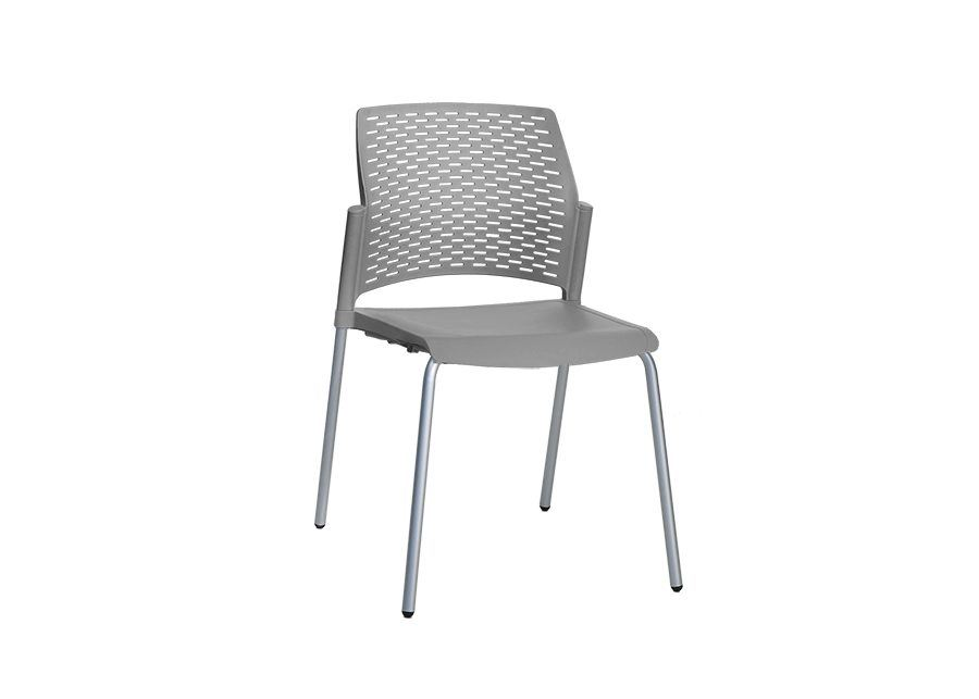 silla replay gris