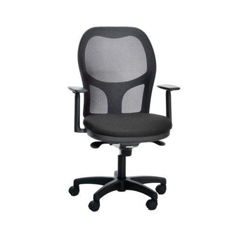 silla work negro negro