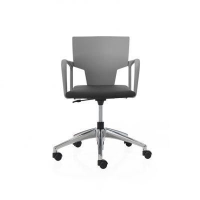 Inclass mobiliario de oficina ofival equipamiento de for Silla unnia inclass