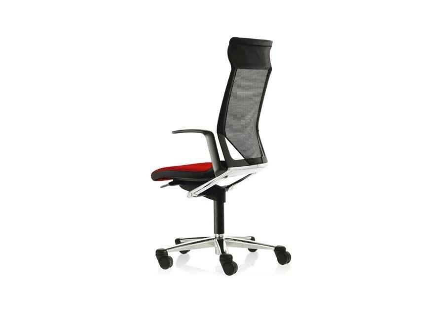 sillón modus dirección rojo