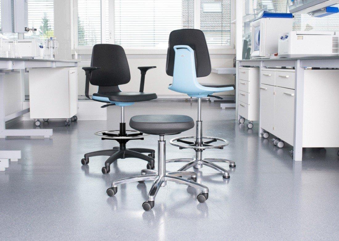 Taburete labsit certificado para uso en laboratorio for Buscar sillas